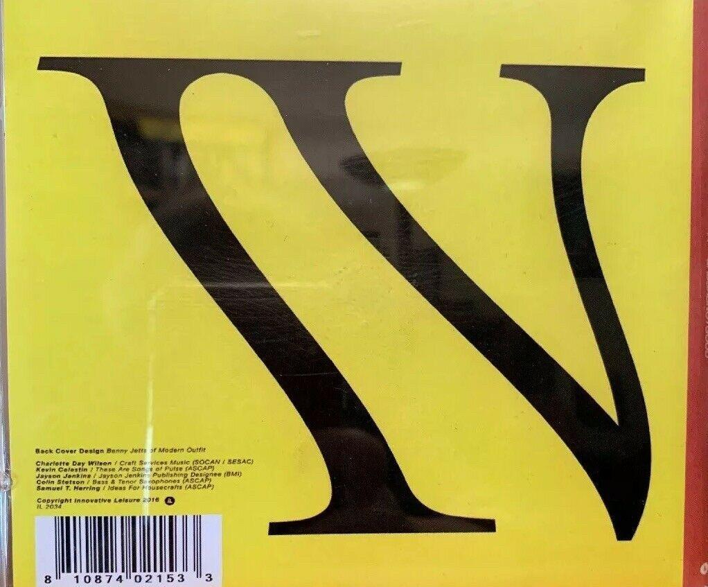 BadBadNotGood - IV - Ex-library CD image 2
