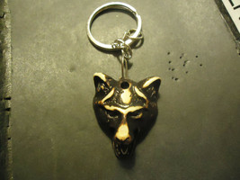 FUROCIOUS WOLF KEYCHAIN   (14537)   >> MYSTERY ITEM INCLUDED  - $2.97