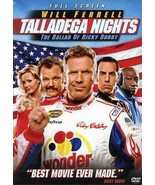 Talladega Nights: Ballad of Ricky Bobby (PG-13 Fullscreen Edition) [DVD] - $5.44