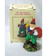 International Resources 1996 Jola Sveinar Iceland SC33 Santa Clause Figure - $12.47