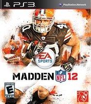 Madden NFL 12 - Playstation 3 [PlayStation 3] - $3.96