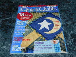 McCall's Quick Quilts Magazine March 2008 Some Bunny to Love - $2.99