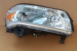 04-10 Infiniti QX56 Xenon HID Headlight Head Light Passenger RH - POLISHED image 6