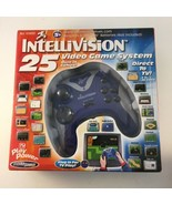 Techno Source Intellivision 25 Video Game System Plug in Play for TV 2003 NEW - $27.71