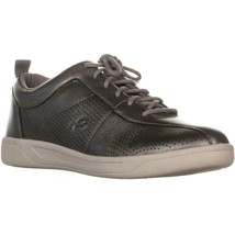 Easy Spirit Freney Lace Up Fashion Sneakers, Dark Gray, 7.5 US - €33,92 EUR