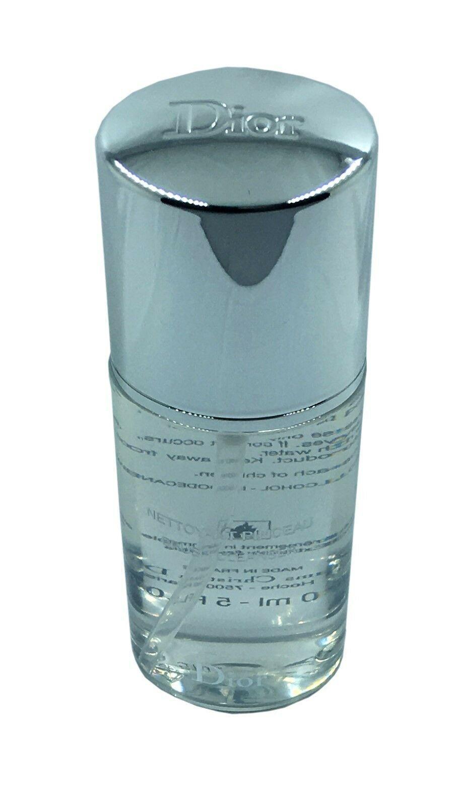 DIOR BACKSTAGE BRUSHES BRUSH CLEANSER 150 ML/5 FL.OZ. NIB-F099483000 - $18.81