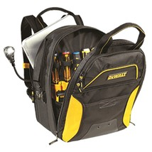 CLC DGCL33 DEWALT® 33 Pocket Lighted USB Charging Tool Backpack - $237.33
