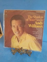 Andy Williams - The Shadow of Your Smile - Columbia CS 9299 LP Vinyl Record - $9.49