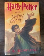 Harry Potter: Harry Potter and the Deathly Hallows 7 J.K. Rowling 1st Ed... - $20.00