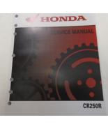 2002 2003 2004 Honda CR250R CR 250 R Service Repair Workshop Shop Manual  - $98.95
