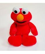 """Vintage 1996 Elmo Plush Stuffed Animal Large 24"""" Tall Sesame Street Toy ... - $26.72"""