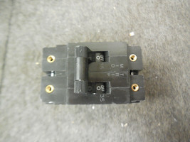 Heinemann Eaton Circuit Breaker AM2S-Z1072-3W 2P 35 AMP 80VDC 10234799 image 1