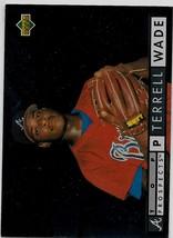 1994 Upper Deck Baseball Card, #527, Terrell Wade, Atlanta Braves, Rookie - $0.99