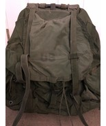 Military Metal Frame Field Pack US Army Combat Field Nylon ALICE LC-1 OG... - $92.87
