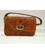 Leather Handmade Hand Purse - $7.00