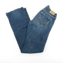 Hollister Womens Blue Stretch Denim Jeans 1S - $5.94