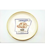 Razorback Pen Dish Tray Ashtray Paragould Area Chamber Commerce Little R... - $24.99