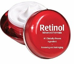Retinol Advanced Formula Renewing & Anti-Aging 1 oz by REVENTIN - $13.09