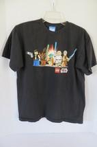 Boy's Lego Star Wars Black T-Shirt Size XL - $6.79