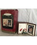 Hallmark Keepsake Christmas Tree Ornament 1997 Book of the Year Personal... - $9.89