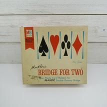 Vintage 1964 Goren's Bridge For Two FACTORY SEALED Milton Bradley #5610 ... - $38.58