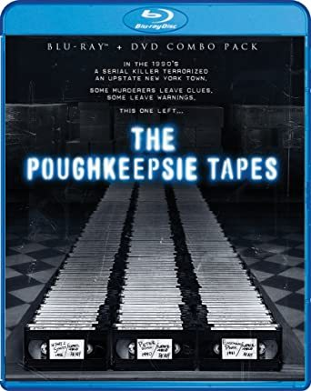Primary image for The Poughkeepsie Tapes  - Scream Factory [Blu-ray + DVD]