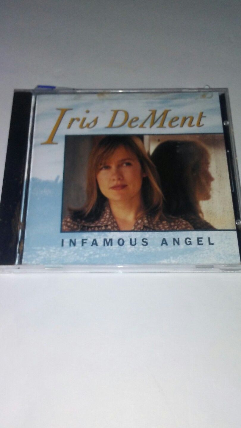 Primary image for Infamous Angel by Iris DeMent (CD, May-1993, Warner Bros.)