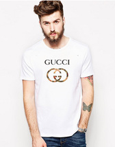 New Hot Item 1gc Banner Brand Funny Retro Design White Cool T-shirt Tee Top - $9.89+