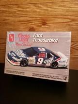 AMT 6740 FORD THUNDERBIRD BILL ELLIOTT #9 COORS Model Kit NASCAR FACTORY... - $24.74