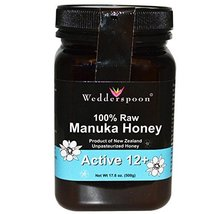 Wedderspoon - RAW Manuka Honey Active 12+ | 500g - $56.42