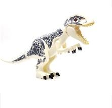 Dinosaurs Ancient World Park White Super Big Animals  Building Bricks B... - $13.99