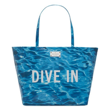 Kate Spade Dive In Daycation Large Shopper Bag ~ NWT  - $234.99