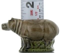 Wade Whimsies Miniature Figurine Whoppas Hippopotamus  image 2
