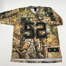 Reebok NFL Clay Matthews #52 Green Bay Packers Jersey Mens Medium Camo R... - $39.99