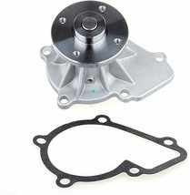 WATER PUMP WP2015 FOR NISSAN 240SX FRONTIER XTERRA D21 2.4L WITH GASKET image 2