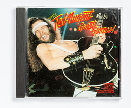Ted Nugent - Great Gonzos - The Best of Ted Nugent - $4.25