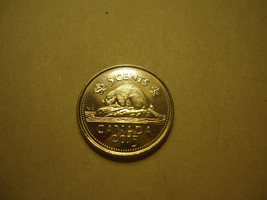 2015 NICE CANADIAN NICKEL   >BEAVER COLLECTORS<   COMBINED SHIPPING - $1.73