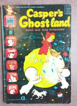 CASPER'S GHOSTLAND 11 Harvey Giant Size Comics 1961 tv Casper the Friendly Ghost - $23.36