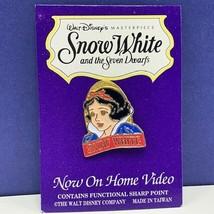 Snow White seven dwarfs pin button pinback masterpiece 7 dwarves disney Princess - $14.45