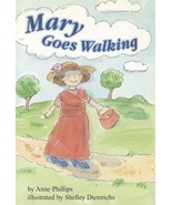 READING 2000 LEVELED READER 1.21A MARY GOES WALKING (Scott Foresman Read... - $1.90
