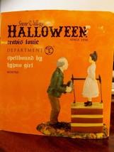 Department 56 Spellbound by Hypno Girl Halloween Snow Village Accessorie... - £15.16 GBP