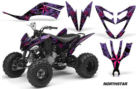 ATV Decal Graphic Kit Quad Sticker Wrap For Yamaha Raptor 250 2008-2014 ... - $168.25