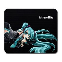 Mouse Pad Hatsune Miku Sexy Beautiful Vocaloid Girl Anime Music Design F... - ₹437.34 INR
