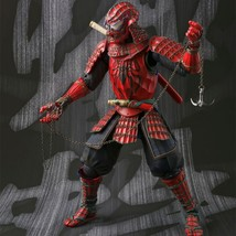New Realization Samurai Spider Man 7inch PVC Action Figure Spider Man In... - $64.90