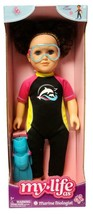 "New My Life as a Marine Biologist Brunette 18"" Posable Girl Doll - $59.35"