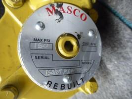 Masco 150BMPF88RS-4R 150BM Series Vane Air Starter Gas 160 PSI New image 2