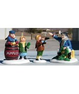 "Department 56 ""The Old Man and The Sea"" Set of 3-New England Village-Acc... - $35.00"