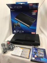 Sony PS3 PlayStation 3 Console For Parts Only, Includes Original Box - $47.49