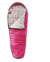 Field & Stream Youth Sportsman 30° Sleeping Bag - Very Berry - $86.92 CAD