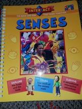 interfact senses book - $8.59